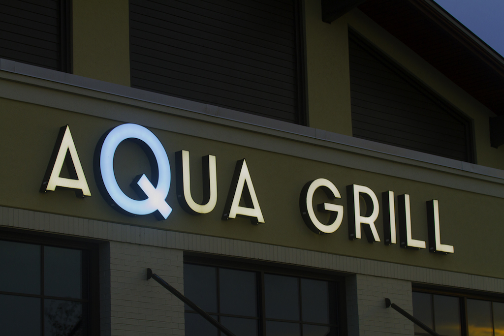 Heritage Signs   Our Work   Custom Sign Design & Installation Terra And Aqua St Augustine